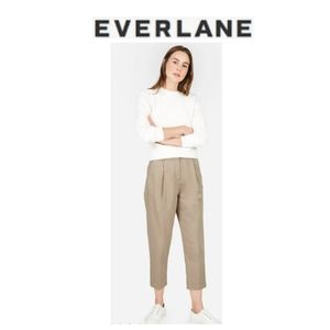 EVERLANE The Slouchy Chino Pants Size 6